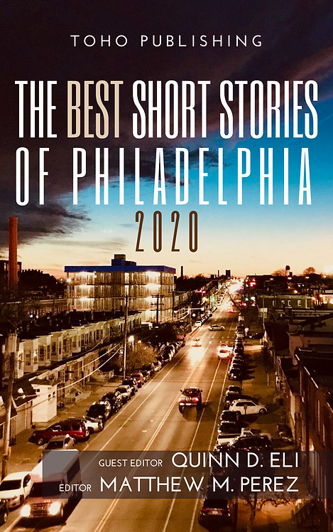 The Best Short Stories of Philadelphia