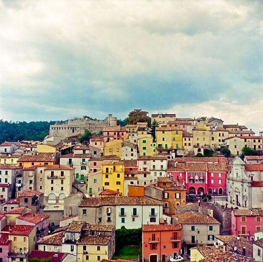 View of Miranda, Italy