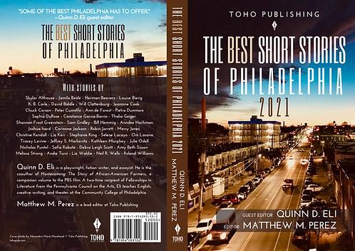 The Best Short Stories of Philadelphia