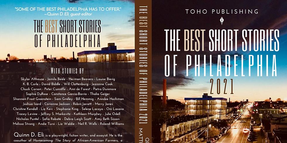 Best Short Stories of Philadelphia Book Launch
