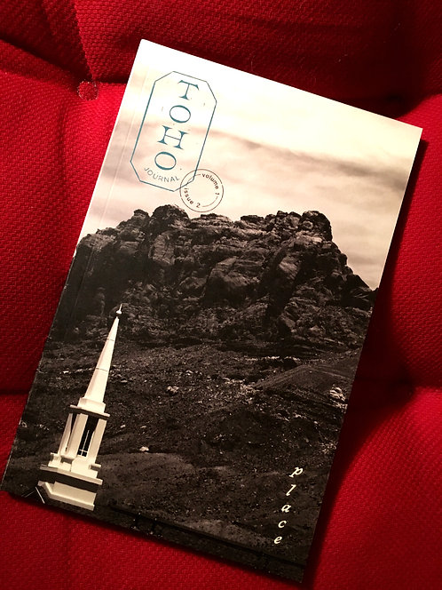 Toho Journal: Place (Vol. 1 No. 2) [PDF]