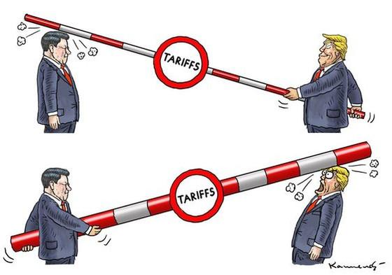 Trade wars..!!