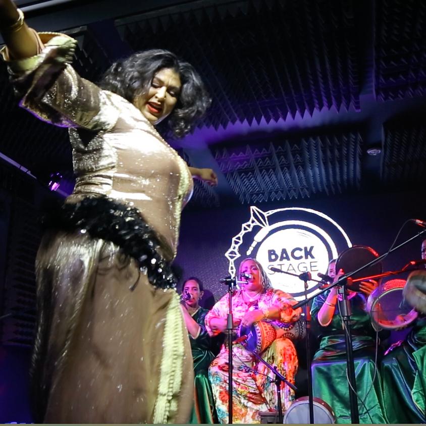 Shared Studios: Moroccan Chaabi Dance and Workshop Live w/ UGANDA! FREE