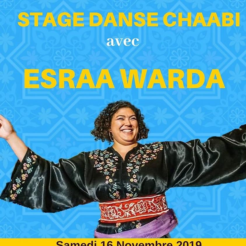 GRENOBLE: Stage de Danse Chaabi