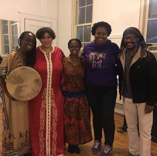 Moroccan Chaabi Workshop - Teatro Sea, NYC