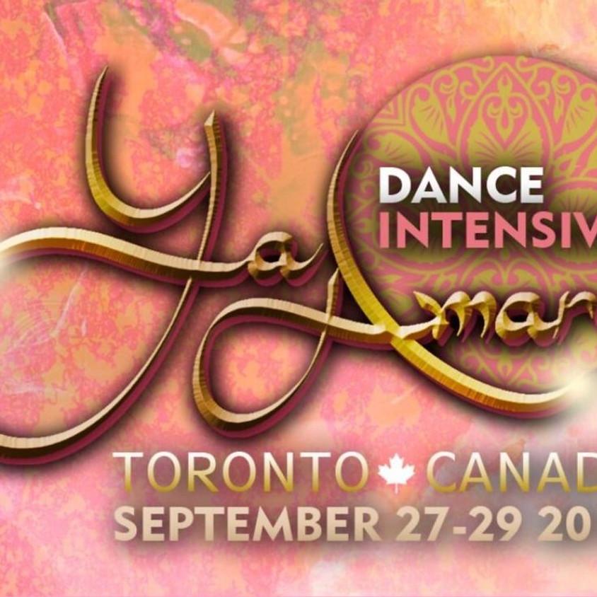 TORONTO: Ya Amar Dance Intensive w/Lebanese Simon/Melissa Gamal