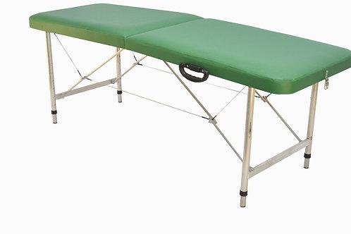 Мастер 60 Складной массажный стол с регулировкой высоты и без отверстия для лица