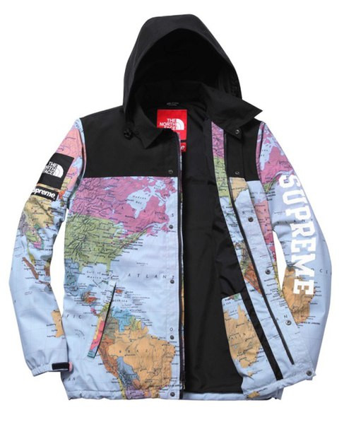 The north face x supreme world map the hype shop the north face x supreme world map gumiabroncs Choice Image