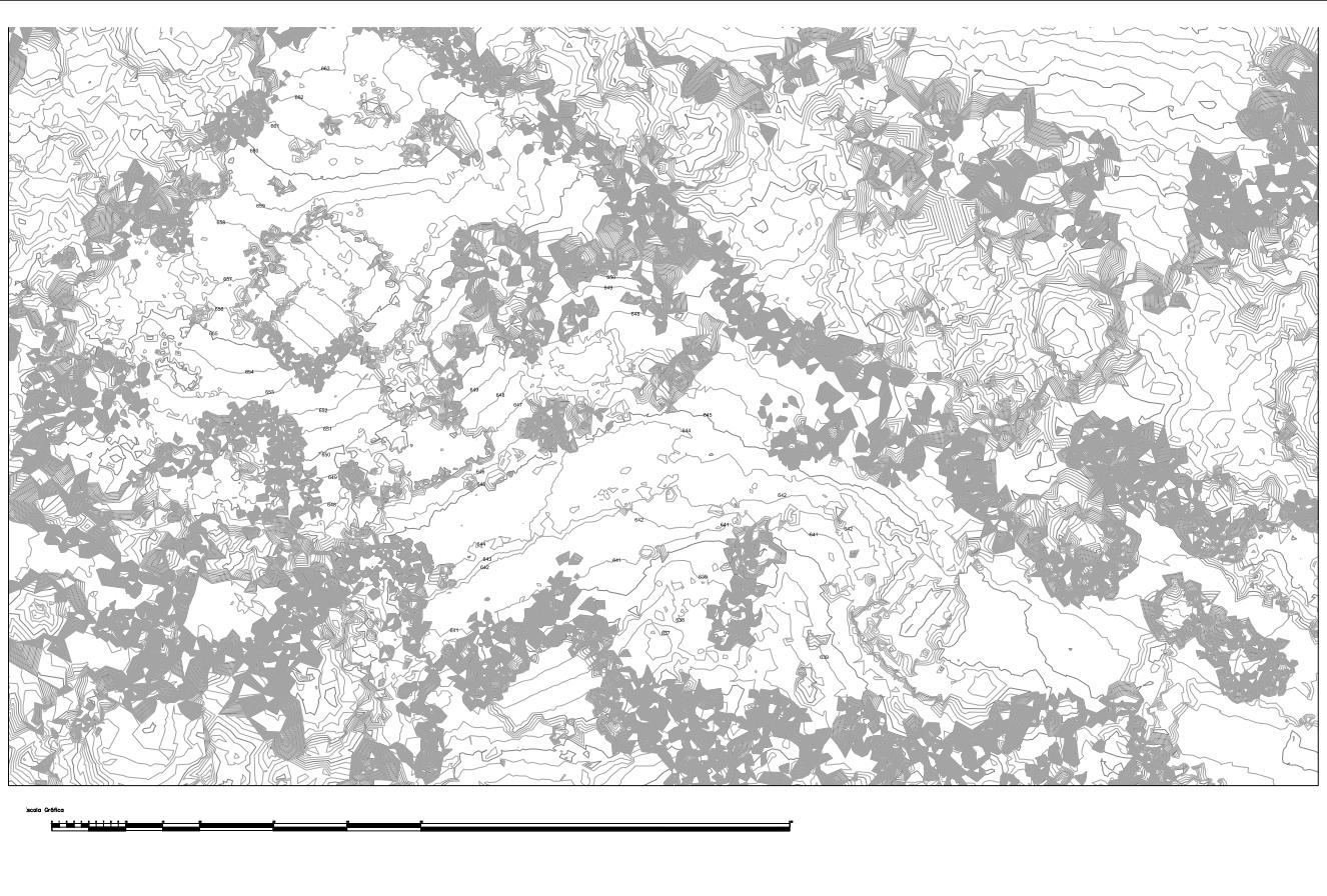topografia casa capriles