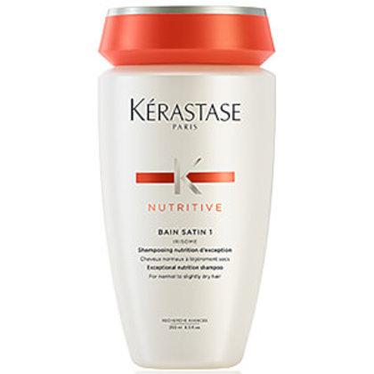 Nutritive Bain Satin 1 Shampoo
