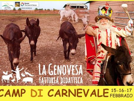 Camp di Carnevale 2021