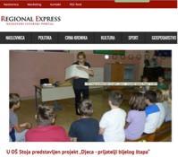 Projekt: DJECA – PRIJATELJI BIJELOG ŠTAPA