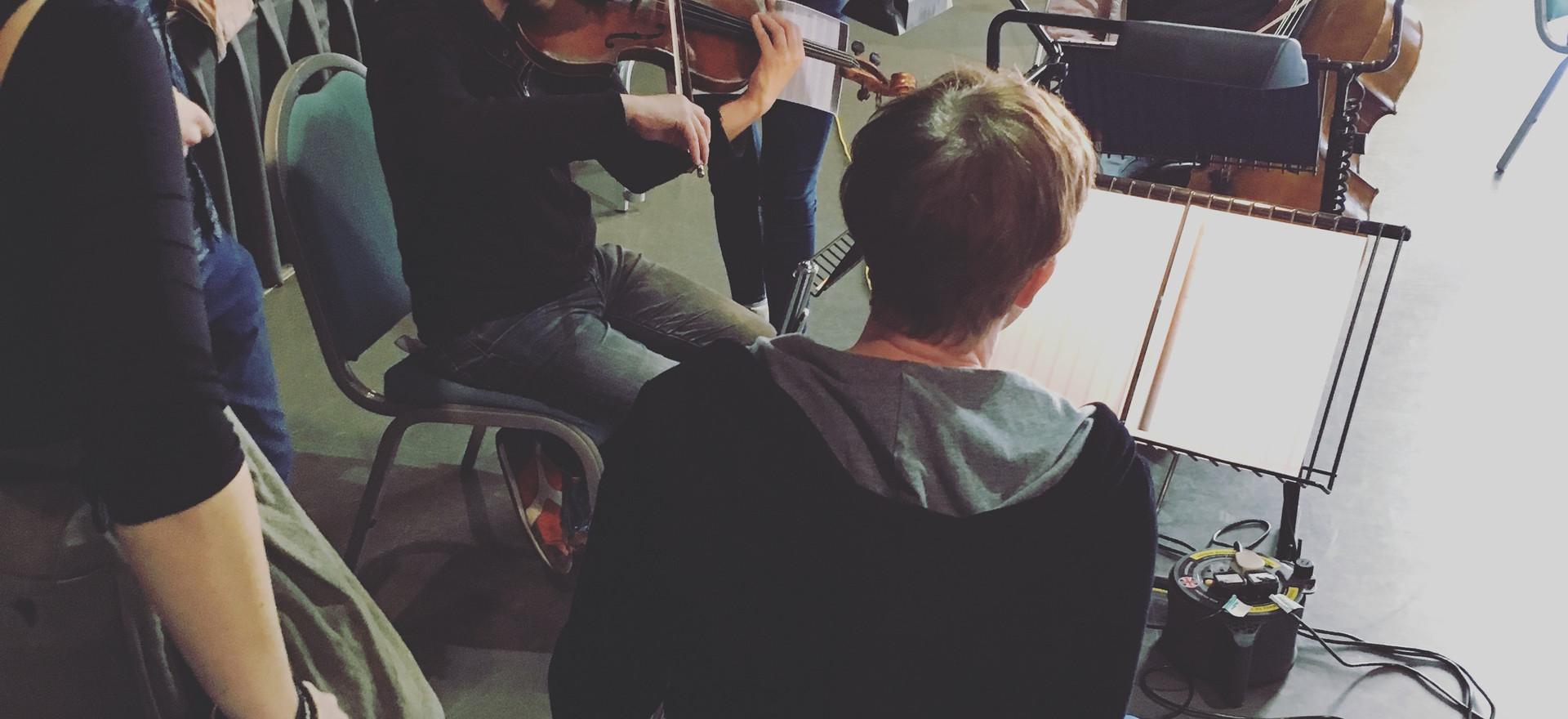 Go Compose! at sound Festival 2018