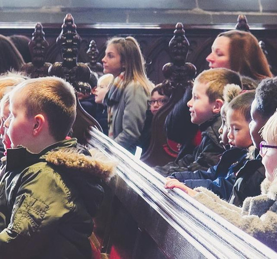 Glasgow Cathedral Education Project 2019