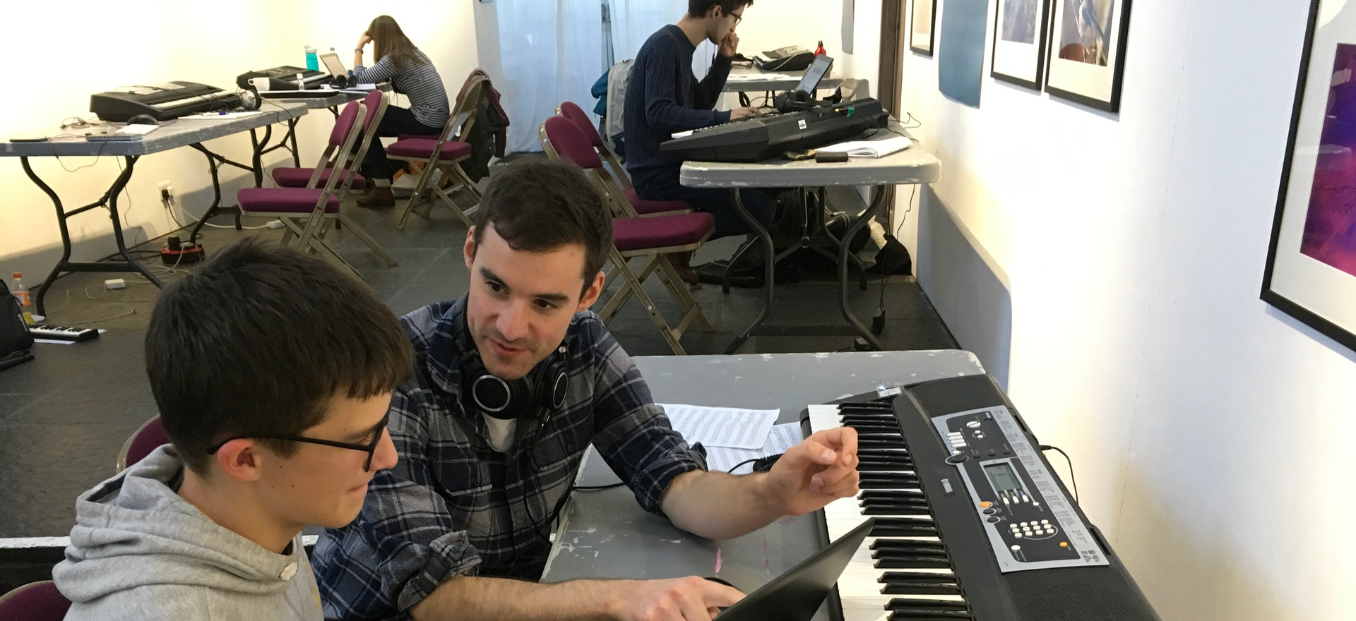 Get Composing at sound Festival 2020