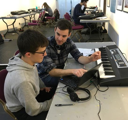 Get Composing at sound Festival 2020