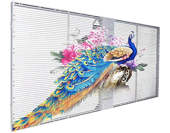 Transparent LED Display