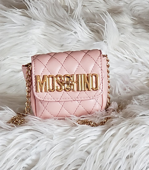 Moschino Mini Crossbody
