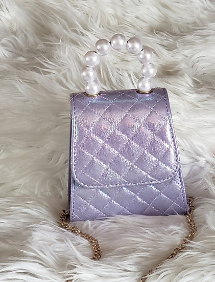 Mermaid Pearl Crossbody