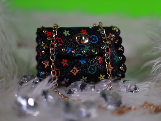 Bad and Bougee Princess Crossbody