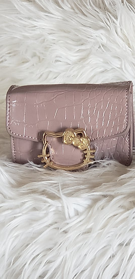 Princess Kitty Mini Crossbody