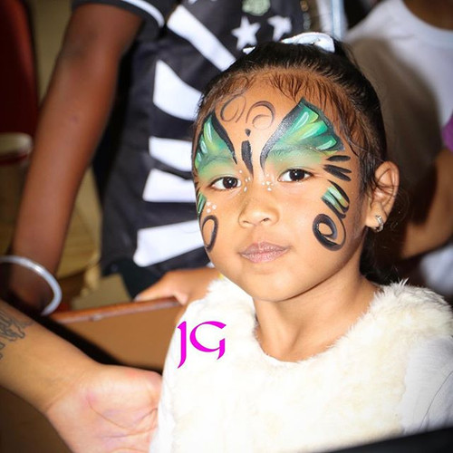 🔥🔥🔥#jinxgraphics #facepainting #freel