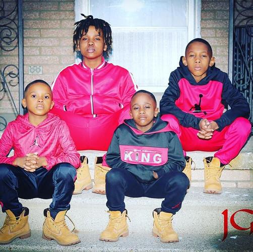 My boys ✊🏾✊🏾✊🏾