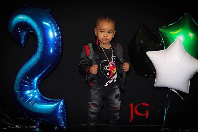 Happy Birthday #Ali #boss #bossbaby #jin