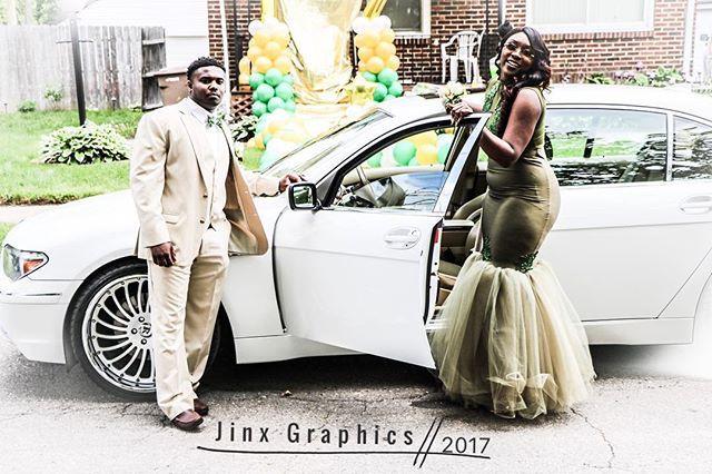 Prom Send-Offs #jinxgraphics