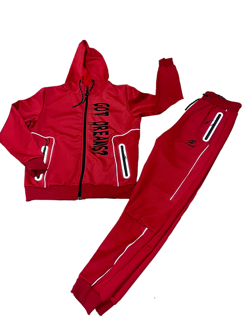 DREAMS TECH FIT(RED)