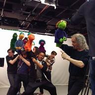 Sesame Puppeteer Workshop