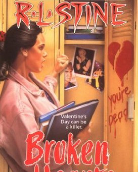 Book Review: Broken Hearts by R.L. Stine