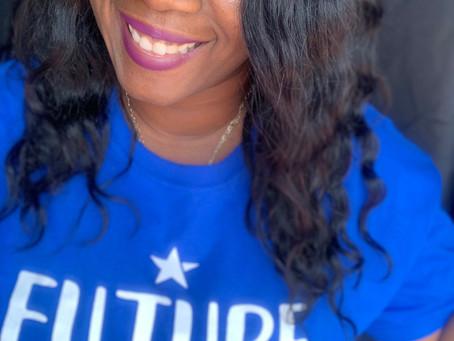In The Spotlight Today: Suzan Johnson!
