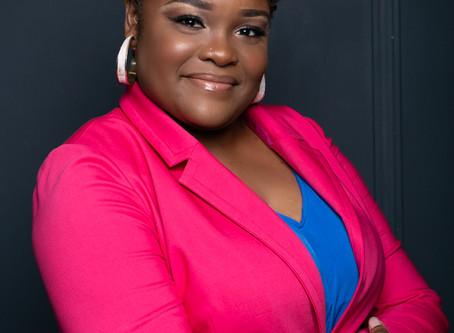 In The Spotlight Today: Micaela Thomas!