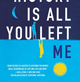 Book Review: History Is All You Left Me by Adam Silvera