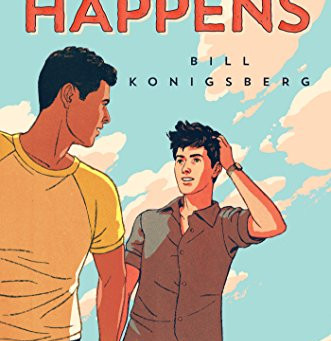 Book Review: The Music of What Happens by Bill Konigsberg