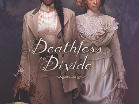 Book Review: Deathless Divide by Justina Ireland