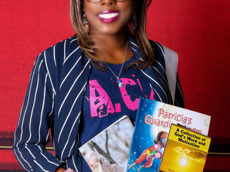 In The Spotlight today: Patrice Rivers!