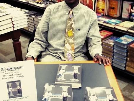In The Spotlight Today: Hezekiah Morris!