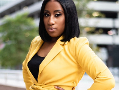 In The Spotlight Today: Yladrea Drummond!