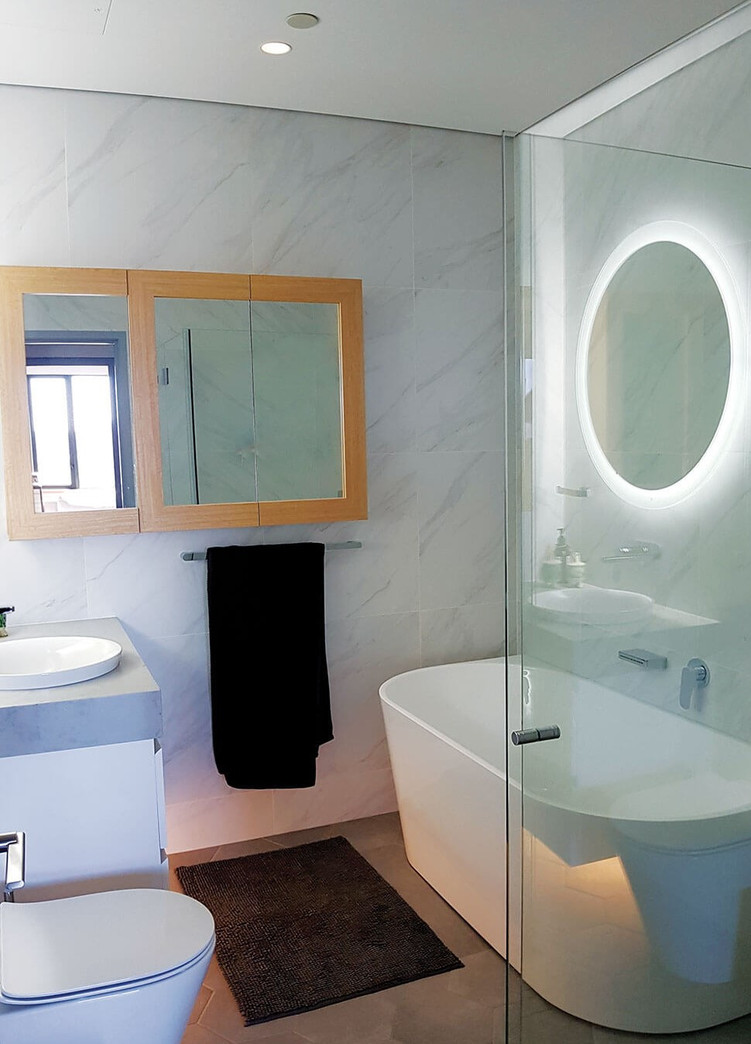 Her bathroom