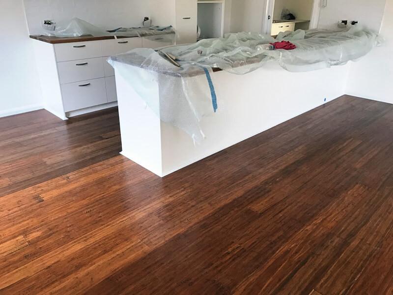 New duplex kitchen