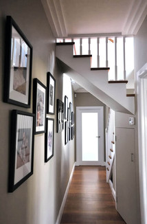 Stair hallway