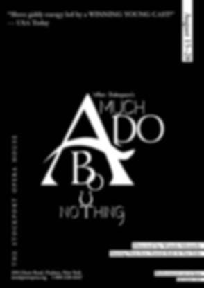 Typography based design
