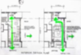 A furniture design plan