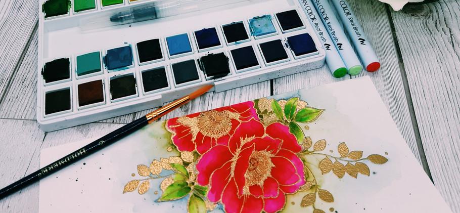 Watercolour Class