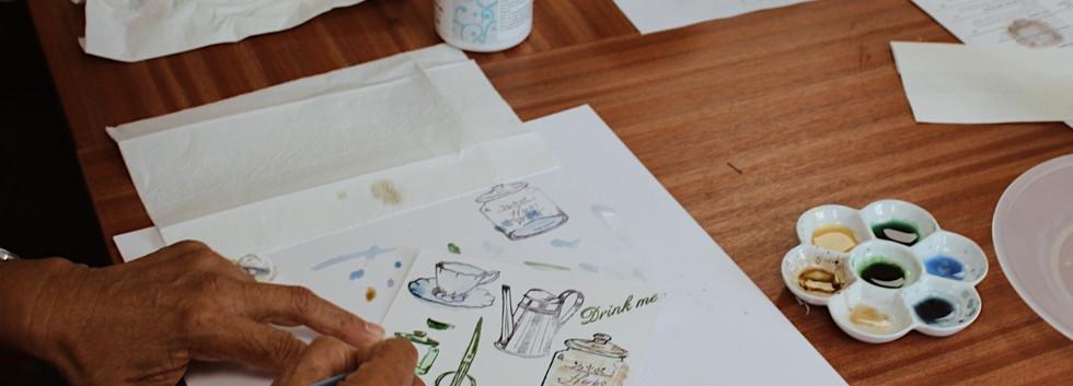 Craft Club - Botanical Inspirations