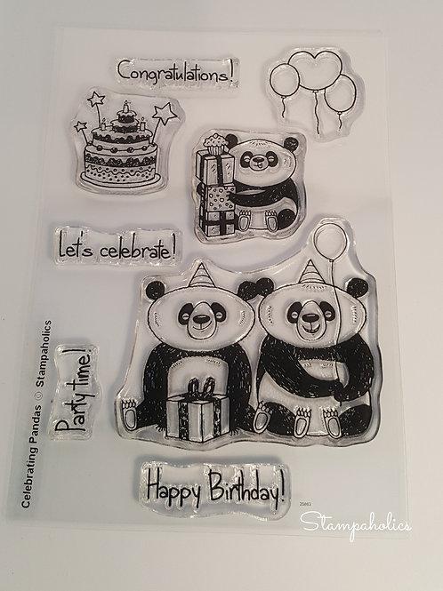 Celebrating Pandas