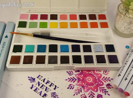 Colour your world, colour your world...