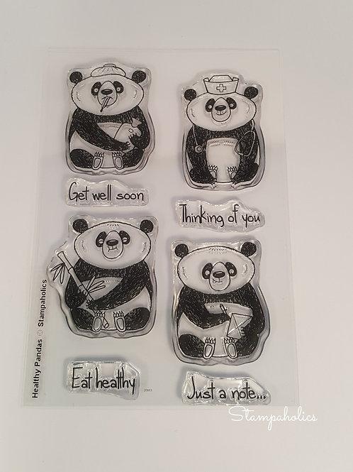 Healthy Pandas